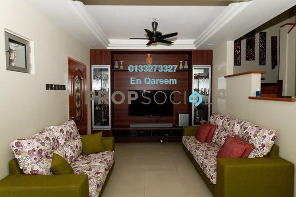 For Sale Terrace at Section 10, Putra Heights Freehold Semi Furnished 4R/3B 900k