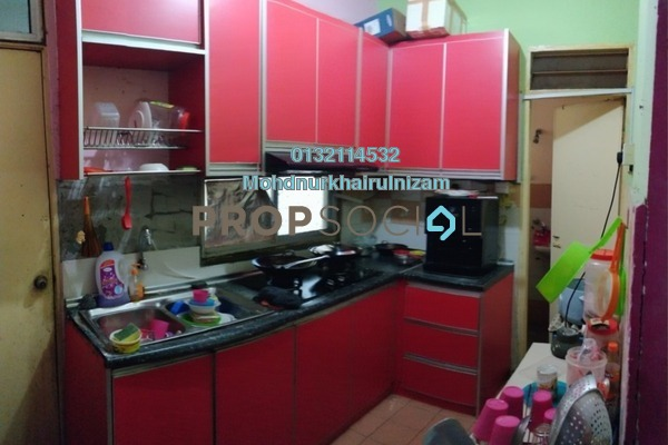 For Sale Apartment at Mentari Court 2, Bandar Sunway Freehold Unfurnished 3R/2B 260.0千