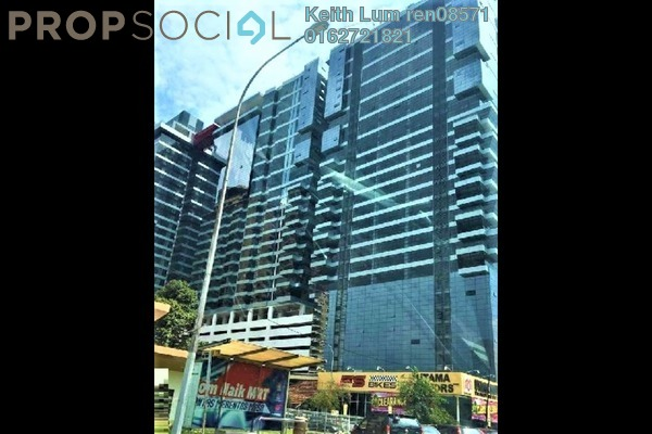 For Rent Condominium at 3 Towers, Ampang Hilir Freehold Fully Furnished 1R/1B 1.45k