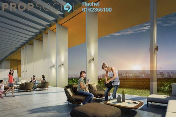 For Sale Condominium at Platinum Splendor Residence, Kuala Lumpur Freehold Unfurnished 3R/2B 500k
