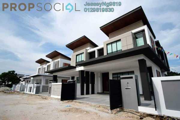 For Sale Semi-Detached at Taman Pengkalan Jaya, Ipoh Freehold Unfurnished 6R/5B 888k
