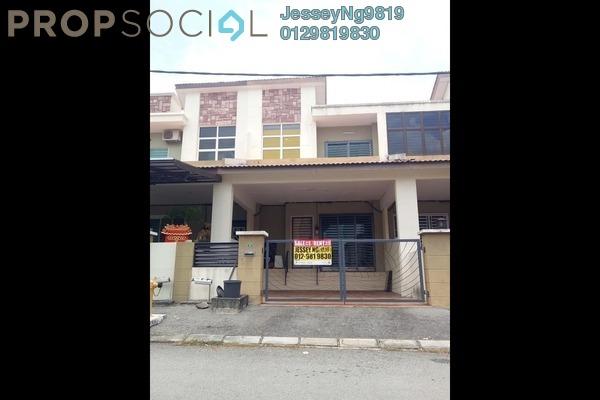 For Sale Terrace at Panorama Lapangan Perdana, Ipoh Freehold Unfurnished 4R/3B 360k