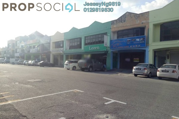 For Sale Shop at Station 18, Ipoh Leasehold Unfurnished 0R/0B 450k