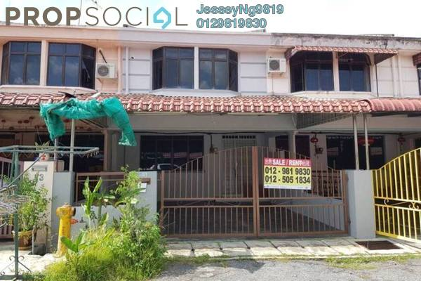 For Sale Terrace at Taman Kledang Permai, Menglembu Leasehold Unfurnished 3R/3B 238k
