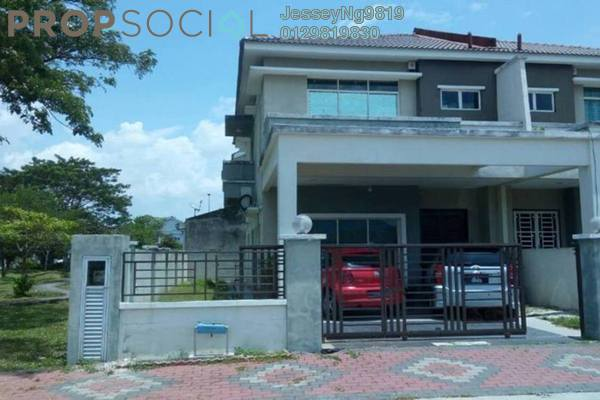 For Sale Semi-Detached at Tiara Lake Park, Ipoh Freehold Unfurnished 4R/3B 400k