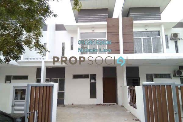 For Sale Terrace at Setia EcoHill, Semenyih Freehold Semi Furnished 4R/3B 525k