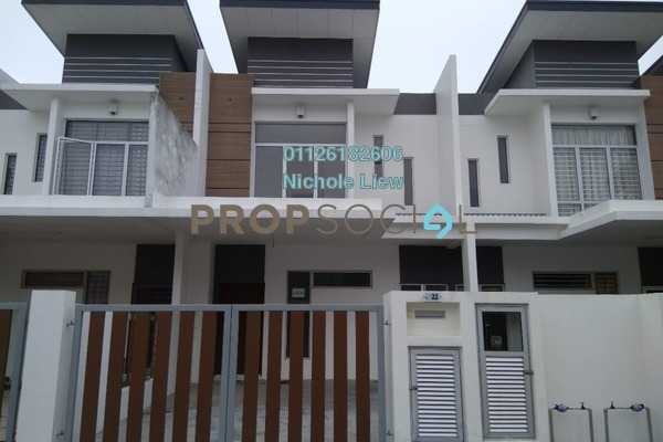 For Sale Link at Setia EcoHill 2, Semenyih Freehold Semi Furnished 4R/3B 525k