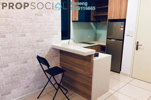 For Rent SoHo/Studio at Sunway Geo Residences 2, Bandar Sunway Freehold Fully Furnished 1R/1B 2.95k