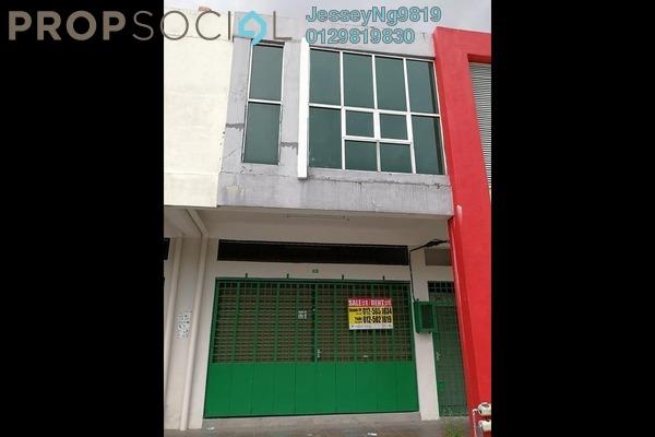 For Rent Shop at Panorama Lapangan Perdana, Ipoh Freehold Unfurnished 0R/2B 1.2k