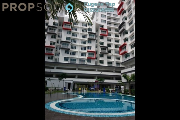 For Rent Condominium at Ehsan Residence, Putra Nilai Freehold Unfurnished 4R/2B 1.3k
