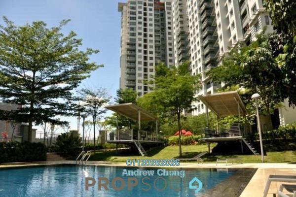 For Sale Condominium at Metropolitan Square, Damansara Perdana Freehold Fully Furnished 3R/2B 490k