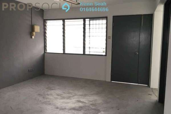 For Sale Apartment at Desa Green Apartment, Green Lane Freehold Unfurnished 3R/1B 292k