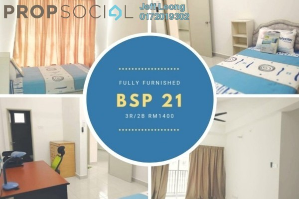 For Rent Serviced Residence at BSP 21, Bandar Saujana Putra Freehold Fully Furnished 0R/2B 550translationmissing:en.pricing.unit
