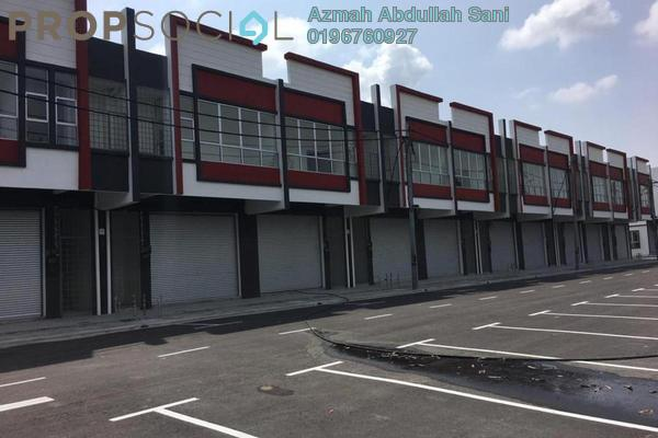For Rent Shop at Taman Universiti, Bangi Freehold Unfurnished 1R/2B 3.3k