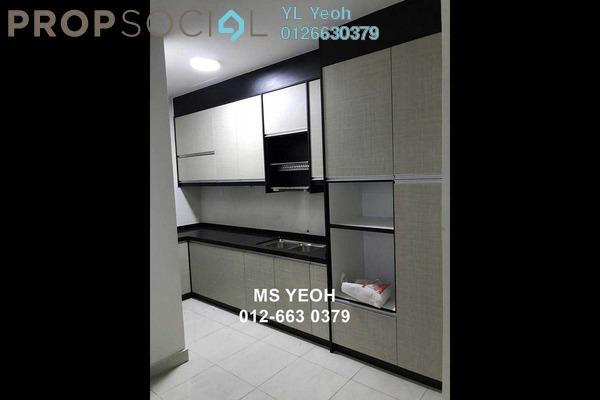 For Rent Condominium at BSP 21, Bandar Saujana Putra Freehold Semi Furnished 3R/2B 1.2k