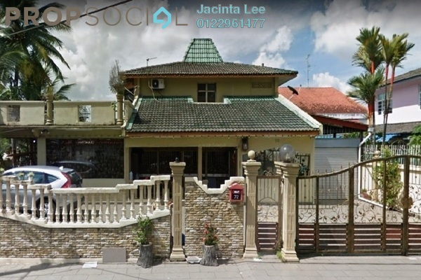 For Sale Bungalow at Taman Suria, Johor Bahru Freehold Semi Furnished 5R/4B 691k