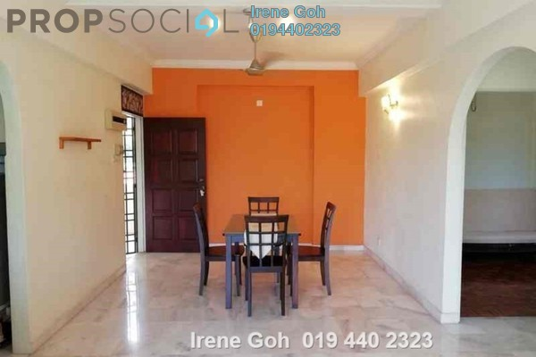 For Rent Condominium at Marine Mansion, Tanjung Bungah Freehold Fully Furnished 3R/2B 1.5k