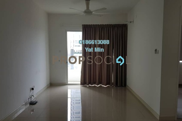 For Rent Condominium at Scenaria, Segambut Freehold Unfurnished 3R/2B 1.7k