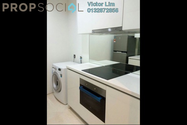 For Sale Condominium at Vortex Suites & Residences, KLCC Freehold Fully Furnished 2R/2B 1m
