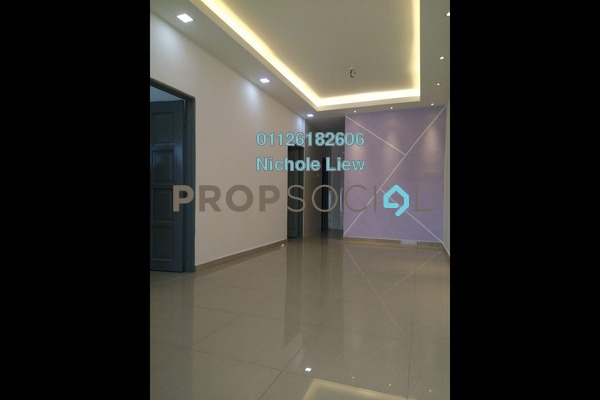 For Sale Terrace at Taman Sentosa Perdana, Klang Freehold Semi Furnished 3R/2B 355k