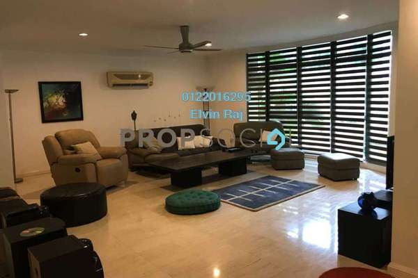 For Rent Condominium at Villa Aman, Ampang Hilir Freehold Fully Furnished 4R/3B 6k