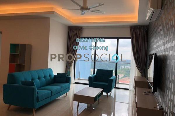 For Rent Condominium at Sky Condominium, Bandar Puchong Jaya Freehold Fully Furnished 3R/4B 3.8k