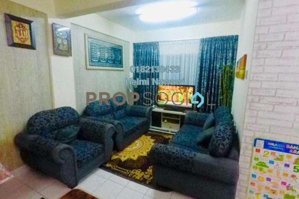 For Sale Apartment at Taman Cheras Intan, Batu 9 Cheras Freehold Unfurnished 3R/2B 270k