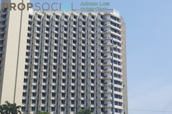 For Sale Serviced Residence at SuCasa, Ampang Hilir Freehold Semi Furnished 2R/2B 840k