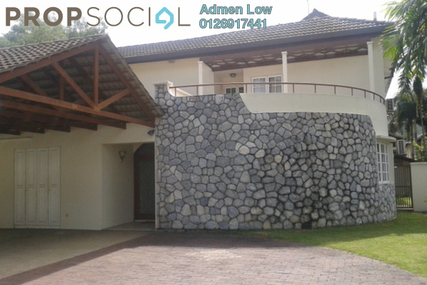 For Rent Bungalow at Taman TAR, Ampang Leasehold Semi Furnished 5R/4B 8k