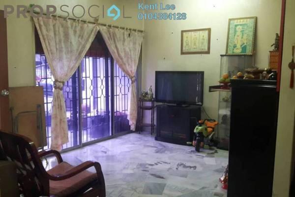 For Sale Terrace at Taman Megah Emas, Kelana Jaya Freehold Semi Furnished 4R/3B 820k