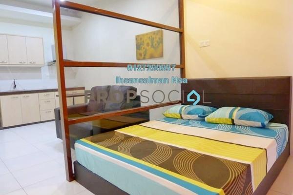 For Sale SoHo/Studio at Neo Damansara, Damansara Perdana Freehold Fully Furnished 1R/1B 335k