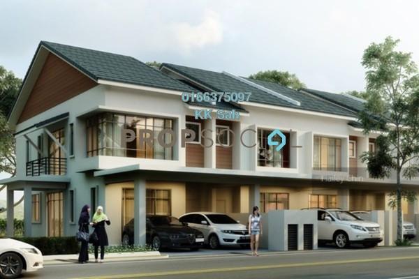 For Sale Superlink at Bandar Puteri Klang, Klang Freehold Unfurnished 4R/4B 580k