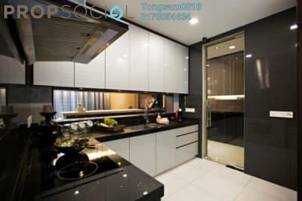 For Sale Condominium at Sunway Tunas, Bayan Baru Freehold Fully Furnished 2R/1B 72k