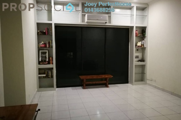 For Sale Townhouse at Lake Valley, Bandar Tun Hussein Onn Freehold Semi Furnished 4R/4B 461k
