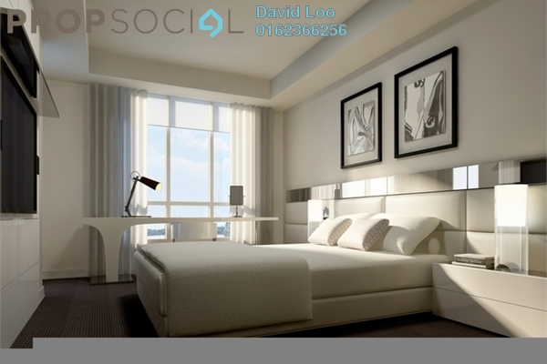For Sale Condominium at Sunsuria Forum, Setia Alam Freehold Fully Furnished 1R/1B 289k