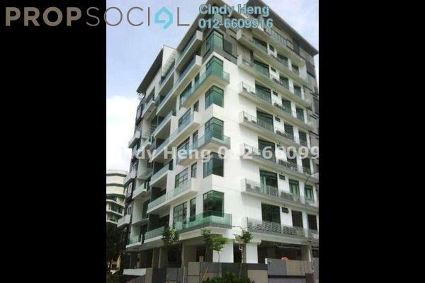 For Sale Condominium at D'9 Bangsar, Bangsar Freehold Unfurnished 4R/5B 3.5m