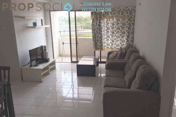 For Sale Condominium at Palm Spring, Kota Damansara Freehold Fully Furnished 3R/2B 400k