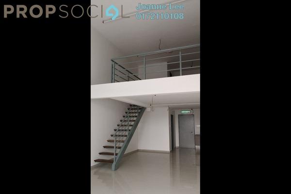 For Rent SoHo/Studio at Pinnacle, Kelana Jaya Freehold Semi Furnished 1R/2B 1.3k