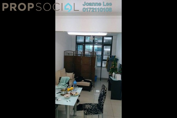 For Sale Condominium at Centrestage, Petaling Jaya Freehold Fully Furnished 3R/2B 430k