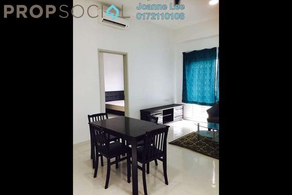 For Rent Condominium at I Residence, Kota Damansara Freehold Fully Furnished 3R/2B 2.1k