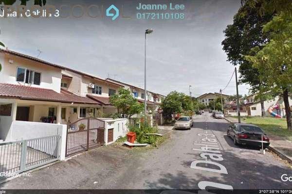 For Sale Terrace at Kampung Kayu Ara, Bandar Utama Leasehold Semi Furnished 3R/3B 700k