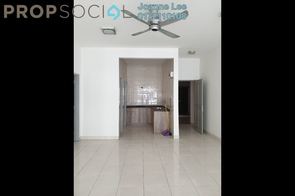 For Sale Condominium at Casa Tiara, Subang Jaya Freehold Semi Furnished 3R/2B 480k