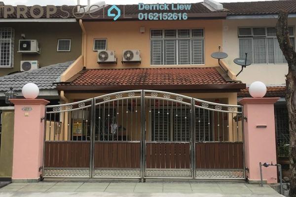 For Rent Terrace at Mahkota Walk, Bandar Mahkota Cheras Freehold Semi Furnished 4R/3B 1.3k