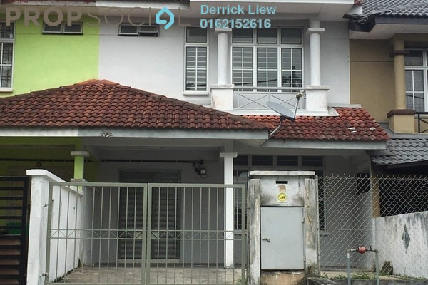 For Rent Link at Mahkota Walk, Bandar Mahkota Cheras Freehold Unfurnished 4R/3B 1.2k