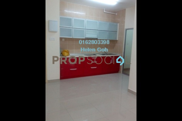 For Rent Apartment at OUG Parklane, Old Klang Road Freehold Semi Furnished 3R/2B 1.2k