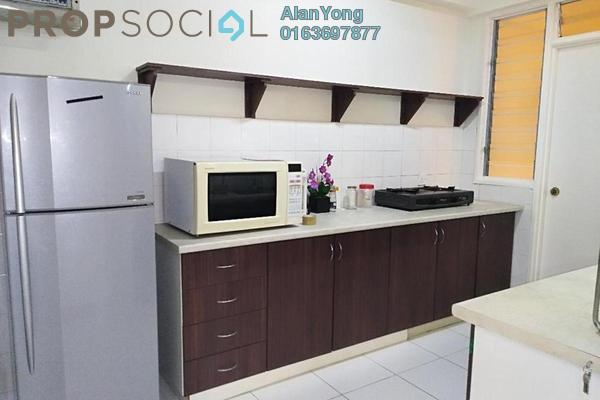 For Rent Condominium at 1Sentul, Sentul Freehold Semi Furnished 3R/2B 1.55k