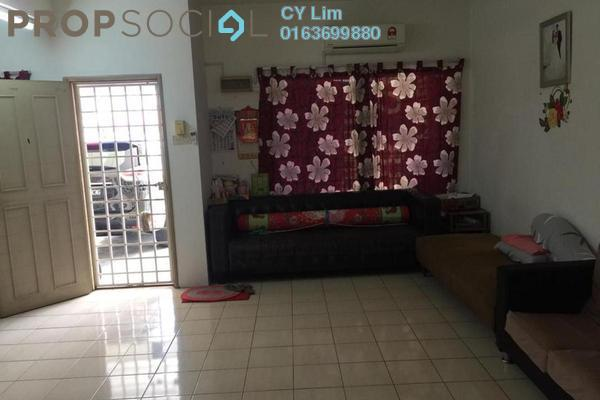 For Sale Terrace at Taman Puncak Jalil, Bandar Putra Permai Freehold Unfurnished 4R/3B 560k