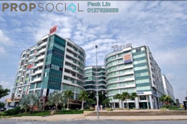 For Rent Office at Jaya One, Petaling Jaya Freehold Unfurnished 0R/0B 3k