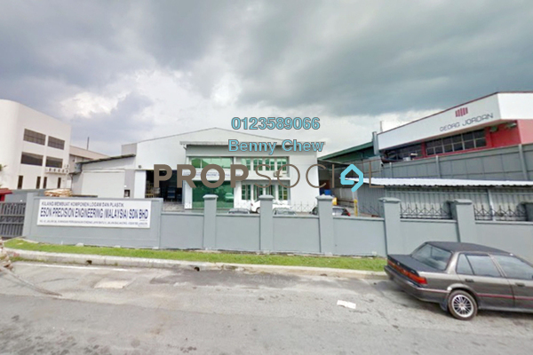 For Sale Factory at Cheras Jaya Industrial Park, Balakong Freehold Unfurnished 0R/0B 16.5m