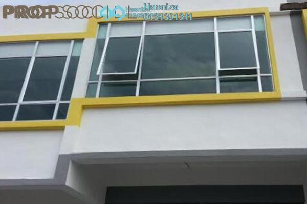 For Sale Shop at Pusat Niaga Astana Alam 2, Puncak Alam Leasehold Unfurnished 0R/4B 715k